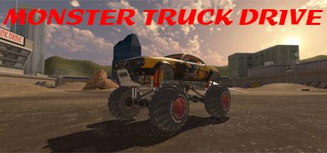 Monster Truck Drive center