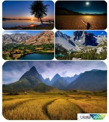 Most Wanted Nature Widescreen Wallpapers Pack 48 center