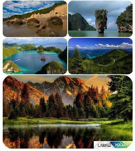 Most Wanted Nature Widescreen Wallpapers Pack 49 center