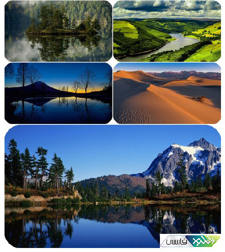 Most Wanted Nature Widescreen Wallpapers Pack 50 center