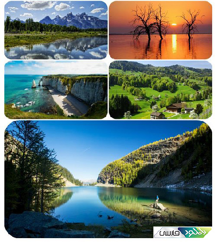 Most Wanted Nature Widescreen Wallpapers Pack 54 center
