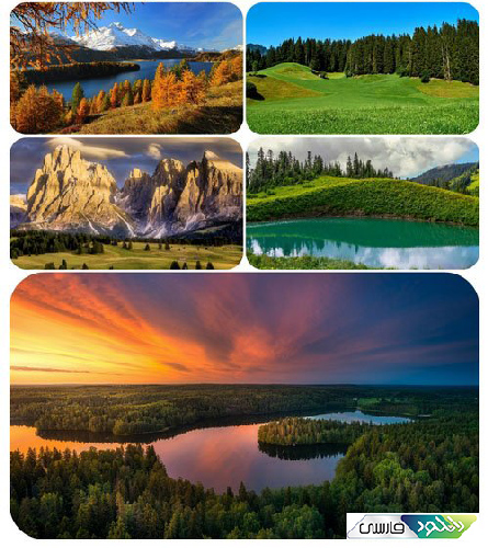 Most Wanted Nature Widescreen Wallpapers Pack 55 center