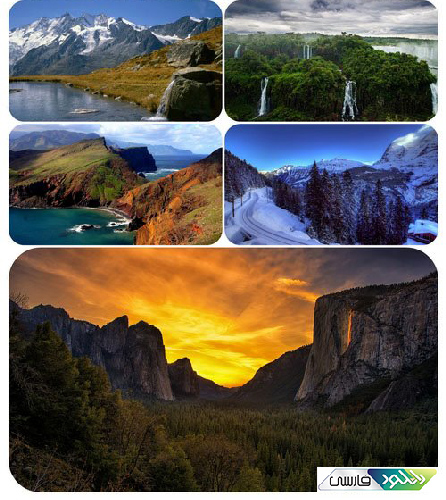 Most Wanted Nature Widescreen Wallpapers Pack 57 center