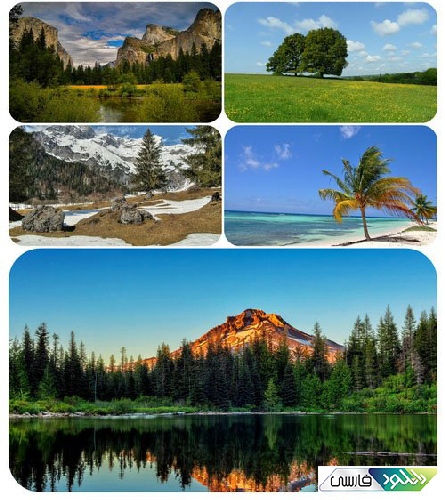 Most Wanted Nature Widescreen Wallpapers Pack 58 center