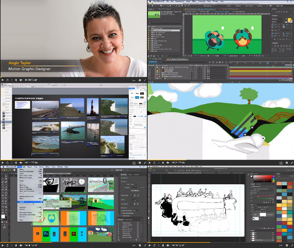 Motion Graphic Design: Storyboards and Animatics center