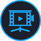 Movavi Video Editor Business Icon