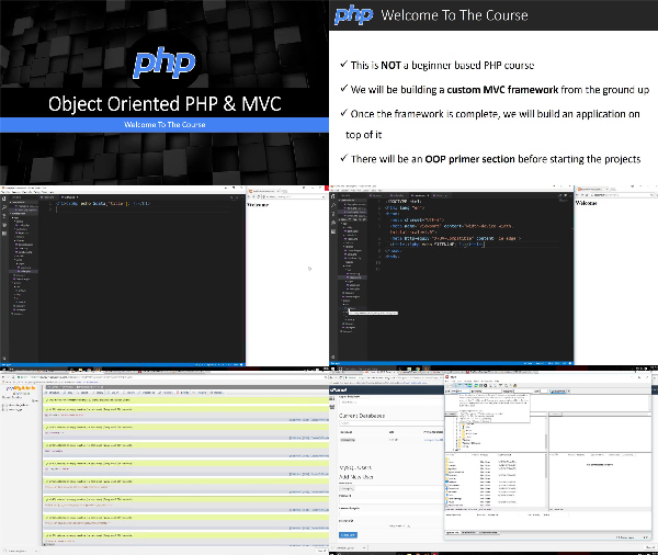 Object Oriented PHP and MVC center