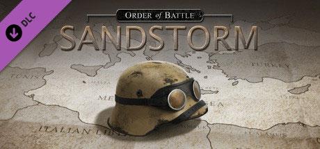 Order of Battle World War II Sandstorm center