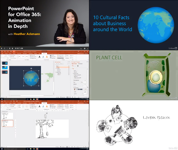 PowerPoint for Office 365: Animation in Depth center