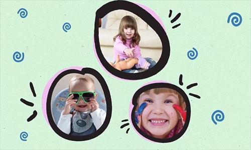 RocketStock Playtime - Kids Graphics Pack center