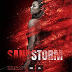 Sandstorm Photoshop Action logo