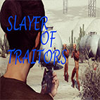 Slayer Of Traitors logo