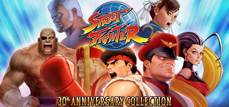 Street Fighter 30th Anniversary Collection Center