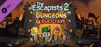 دانلود The Escapists 2 Dungeons and Duct Tape جدید