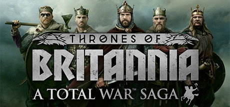 Total War Saga Thrones of Britannia center