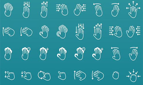 Videohive 150 Animated Hand Gestures center
