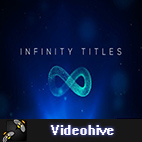 Videohive 4k Cinematic Infinity Titles logo