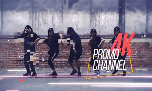 Videohive Broadcast Promo 4K center