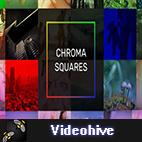 Videohive Chroma Squares Dynamic Slideshow logo