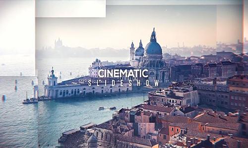 Videohive Cinematic Opener center