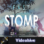 Videohive Fast Stomp Opener logo