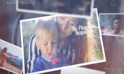 Videohive Good Old Days center