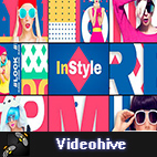Videohive In Style - Fashion Show Package logo