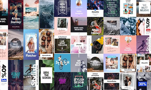 Videohive Instagram Stories Pack center
