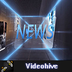 Videohive News Open logo