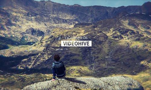 Videohive Parallax Epic Slideshow II center