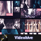 Videohive Parallax Video Slide logo