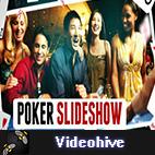 Videohive Poker Gambling Cards Slideshow logo