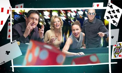 Videohive Poker Gambling Cards Slideshow center