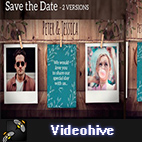 Videohive Save the Date logo