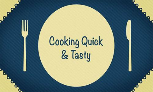Videohive Soul Kitchen Logo Intro center