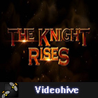 Videohive The Knight Rises - Cinematic Trailer logo