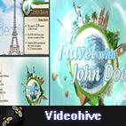 Videohive Travel Show Pack logo