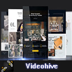 Videohive Website Presentation logo