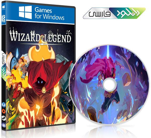 دانلود بازی Wizard of Legend Thundering Keep نسخه PLAZA