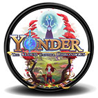 Yonder The Cloud Catcher Chronicles Knots That Bind logo