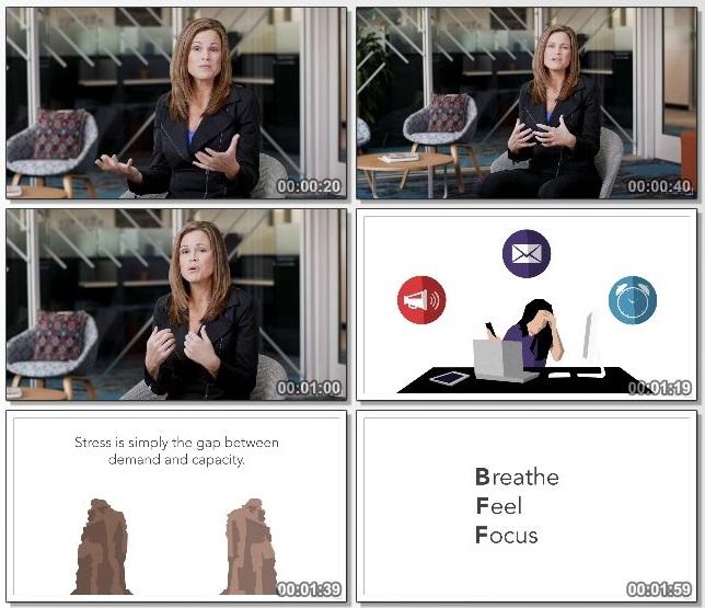 دانلود فیلم آموزشی Managing Stress for Positive Change از Lynda