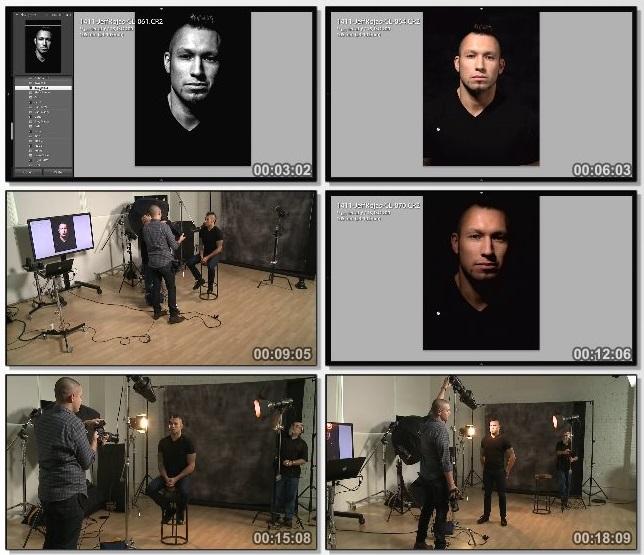 دانلود فیلم آموزشی CreativeLIVE - Men's Portrait Photography with Jeff Rojas