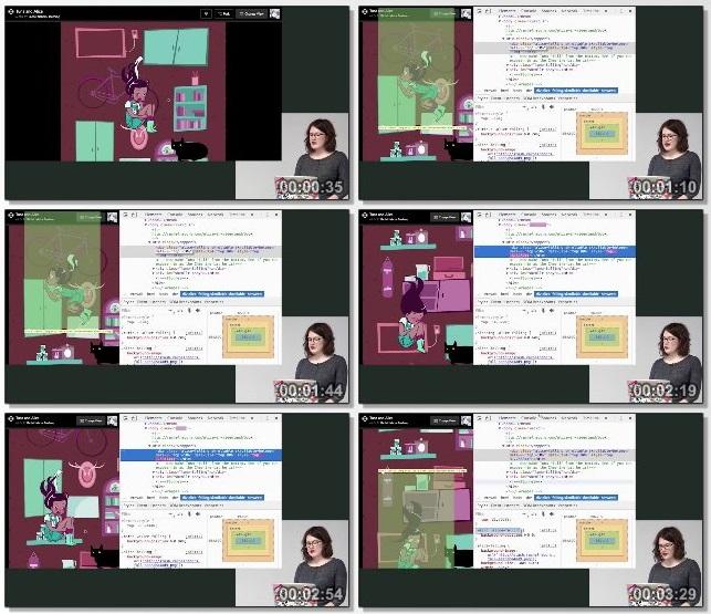 دانلود فیلم آموزشی Motion Design with CSS از Pluralsight