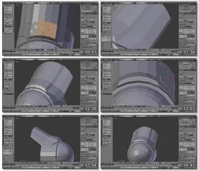 دانلود فیلم آموزشی Blender Fundamentals از Pluralsight