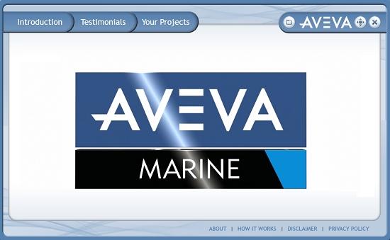 AVEVA Marine center