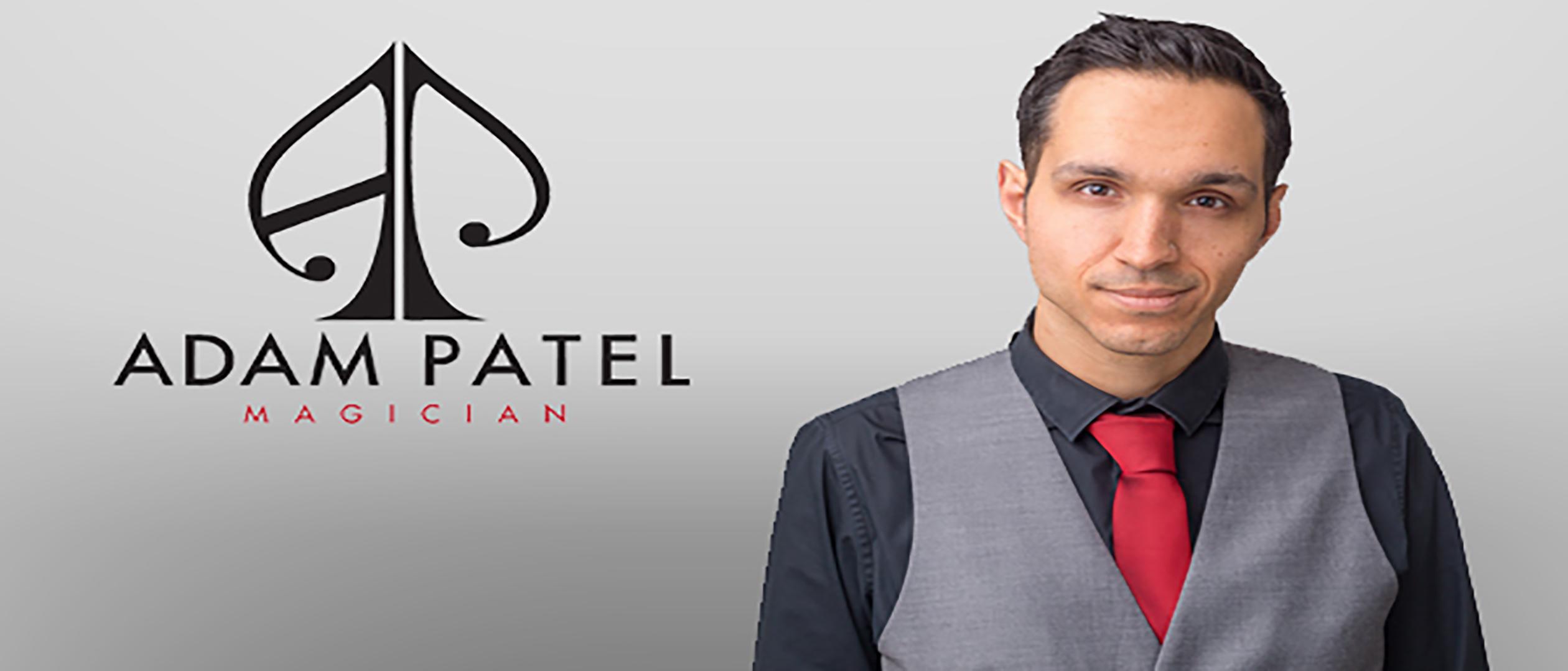 Adam Patel Real Magic 2018.www.download.ir