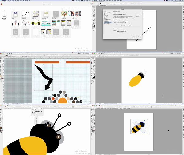 Adobe Illustrator for Absolute Beginners center