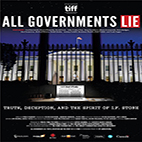 All Governments Lie Truth, Deception, and the Spirit of I.F. Stone 2016.www.download.ir.Poster