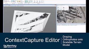 Bentley ContextCapture Editor CONNECT Edition centerr.