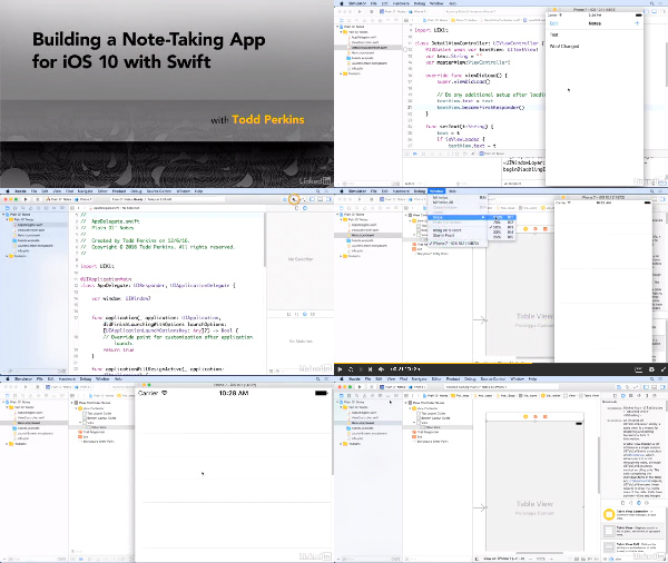 Building a Note-Taking App for iOS 10 with Swift center